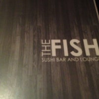 Photo taken at The Fish Restaurant and Sushi Bar by Jack S. on 4/6/2013