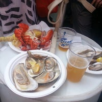 Photo taken at Rodney's Oyster House by Alana M. on 7/21/2013