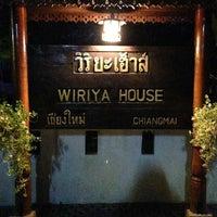 Photo taken at Wiriya House by Karen R. on 2/7/2013