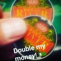 Photo taken at Royal River Casino & Hotel by Corey G. on 8/5/2016