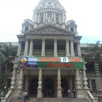 Photo taken at City hall by Jorge Luis E. on 2/6/2013