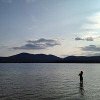Photo taken at Long Lake by Scott T. on 7/20/2014