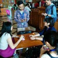 Photo taken at Coffee Bean - Indofood Tower by Halief A. on 8/7/2014