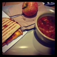 Photo taken at Panera Bread by Brentley B. on 10/19/2012