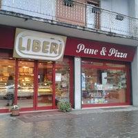 Photo taken at Panificio Liberi by Alison S. on 3/8/2013