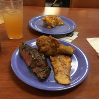 Photo taken at Golden Corral by C. Oliver P. on 8/19/2016