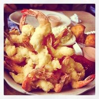 Photo taken at O'Steen's Seafood Restaurant by Chris L. on 11/30/2013