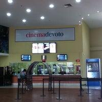 Photo taken at Cinema Devoto by Seba M. on 1/28/2013