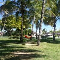 Photo taken at Hotel Vila Galé Eco Resort do Cabo by Marco Aurelio F. on 4/16/2013