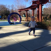 Photo taken at Hap McGee Ranch Park by Andris V. on 2/1/2014