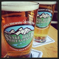 Photo taken at Snake River Brewery & Restaurant by Taylor A. on 8/2/2013