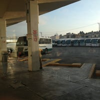 Photo taken at Central De Autobuses by RicarDo A. on 12/28/2012