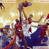 Photo taken at Abdi İpekçi Arena by Turkpix on 11/10/2013