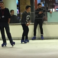 Photo taken at Ice Ring by Hatice Ş. on 12/17/2016