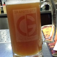 Photo taken at Granite City Food & Brewery by Matthew T. on 4/7/2015