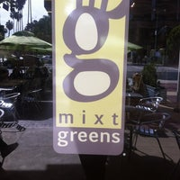 Photo taken at Mixt Greens by Matthew K. on 2/1/2013