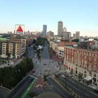 Photo taken at Kenmore Square by Lexie G. on 8/14/2014