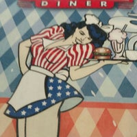 Photo taken at Patriots Diner by Will on 4/20/2016