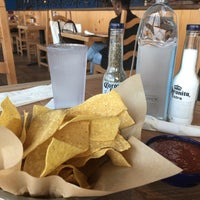 Photo taken at On The Border Mexican Grill & Cantina by Alliah M. on 10/28/2016