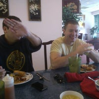 Photo taken at Golden China Chinese Buffet by Jade D. on 1/21/2013