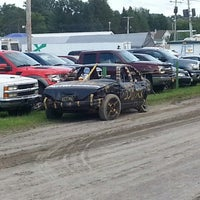 Photo taken at Franklin County Fairgrounds by Ali C. on 8/4/2013