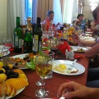 Photo taken at Ресторан Водолей by Роман Б. on 7/6/2013