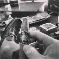 Photo taken at Mike's Cigars by Enrique S. on 7/29/2013