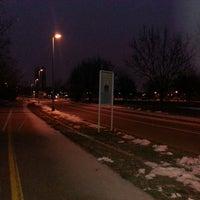Photo taken at Livada Jarun by Paulina M. on 2/21/2013