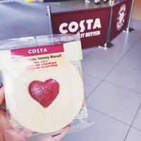 Photo taken at Costa Coffee by العنود on 6/22/2014