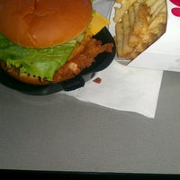 Photo taken at Chick-fil-A Orlando Ave. at Fairbanks by Liza C. on 4/5/2013