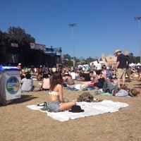 Photo taken at UCLA Intramural Field by Drezden B. on 5/26/2014
