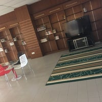 Photo taken at Perpustakaan Kampus (Campus Library) by Azim A. on 8/1/2016