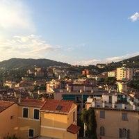Photo taken at Doria Park Hotel by Maxim I. on 8/6/2014