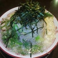 Photo taken at らーめん ぬーぼう二代目店 by Hiraku S. on 9/3/2016