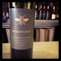 Photo taken at Meadowcroft Wines by James Marshall B. on 7/6/2013
