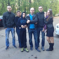 Photo taken at Военкомат Академический by Polina🐱 S. on 5/14/2014