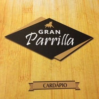 Photo taken at Gran Parrilla by Pedro B. on 4/7/2013