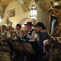 Photo taken at Hofbräuhaus by Sergey K. on 2/9/2013