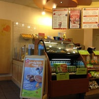 Photo taken at Jamba Juice Crossroads Towne Center by Suzanne M. on 9/30/2013