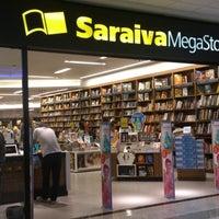 Photo taken at Saraiva MegaStore by Eugênio B. on 2/23/2013