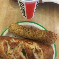 Photo taken at Sbarro by Les P. on 4/18/2015