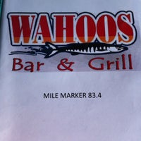Photo taken at Wahoo's Bar & Grill by Bobbie H. on 4/29/2013