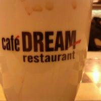 Photo taken at Café Dream by Murat T. on 1/9/2013