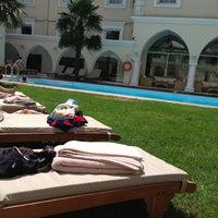 7/16/2013 tarihinde Züleyha G.ziyaretçi tarafından Holiday Inn Istanbul City'de çekilen fotoğraf