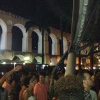 Photo taken at Circo Voador by Sam O. on 1/5/2013