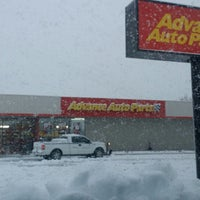 Photo taken at Advance Auto Parts by Chrstopher S. on 2/3/2014