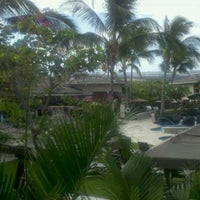 Photo taken at Kohala Suites by Hilton Grand Vacations by Marsha E. on 5/28/2011