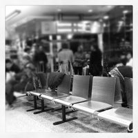 Photo taken at National Express / Eurolines Coach Station by Mark S. on 10/22/2011