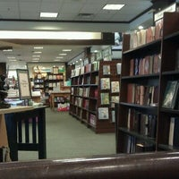Photo taken at Barnes & Noble by The G. on 8/29/2011