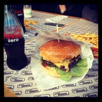 Photo taken at Mano Burger by Osman B. on 2/5/2012